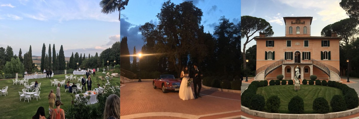 Blog 3 - Italy wedding